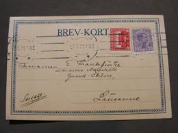 DK Card 1921 - Briefe U. Dokumente