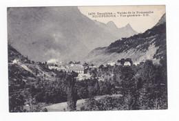 38 RIOUPEROUX Vers Vizille Vallée De La Romanche Belle Vue Générale Dauphiné N°1478 - Vizille