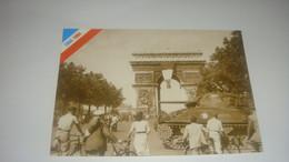 Carte Postale : Paris Anniversaire De La Libération - Other
