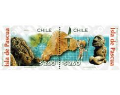 Ref. 4502 * MNH * - CHILE. 2001. EASTER ISLAND . ISLA DE PASCUA - Sin Clasificación
