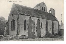 77 - GIRONVILLE - L'Eglise - Andere Gemeenten