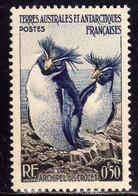 FRANCE FRANCIA 1956 FRENCH ANTARCTIC TAAF ARCHIPEL DES CROZET FR 1f MNH - Neufs