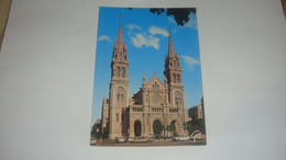 Carte Postale : Saint-Ambroise - Churches