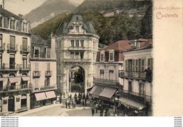 D65  CAUTERETS  La Place St- Martin  ..... - Cauterets
