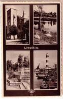 Latvia Lettland Kurland Kurzeme Libau Liepaja FOTOBROM Foto 1936 - Letonia