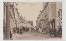 ST-BENOIT-du-SAULT   La Grande Rue - Autres Communes