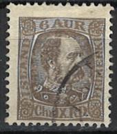 Iceland Island 1902. Mi.Nr. 38, Used O - Used Stamps