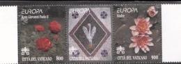 CEPT Natur - Und Nationalparks / Nature National Parks Vatikan 1277 - 1278 ** MNH Postfrisch - 1999