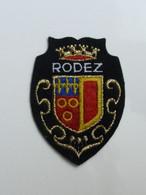 Ecusson à Coudre De Rodez (12) - Patches