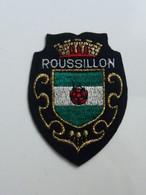 Ecusson à Coudre De Roussillon (84) - Patches