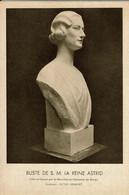 CPA Carte Postale Belgique-Buste De S.M. La Reine Astrid  VM27769c - Case Reali