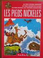 Les Pieds Nickelés  R. Pellos  Album ... Rempilent, ... En Guyane, ... Aux Grandes Manoeuvres  1995 - Pieds Nickelés, Les
