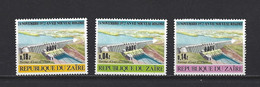Zaire: 823/ 825 * - 1971-79: Mint/hinged