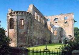 2 AK Germany / Hessen * 2 Ansichten Der Ruine Der Ehem. Romanischen Abteikirche In Bad Hersfeld * - Bad Hersfeld