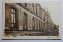 2 Cpa La Reole College Et L'entrpot Des Tabacs - EB15 - La Réole