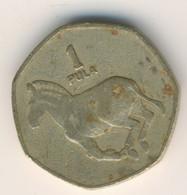 BOTSWANA 1991: 1 Pula, KM 24 - Botswana
