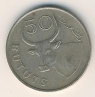 GAMBIA 1998: 50 Bututs, KM 58 - Gambia