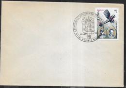 POLONIA - ANNULLO SPECIALE KRAKOW 1.15..V.1981 SU BUSTA - Briefe U. Dokumente