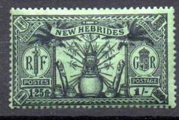 Nouvelles Hebrides : Yvert N° 97**; MNH - Unused Stamps