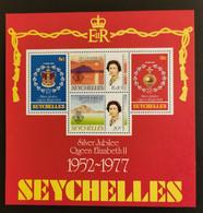 SEYCHELLES 1977 SILVER JUBILEE - Seychelles (1976-...)