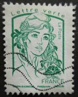 FRANCE Marianne De Ciappa-Kawena N°5015 Oblitéré - 2013-... Marianne Van Ciappa-Kawena