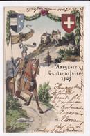 CP SUISSE ALGAVER Centenarfeier 1903 - AG Argovie