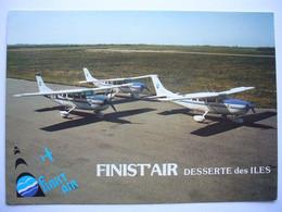 Avion / Airplane / FINISTAIR / Cessna 207 A / Seen At Brest-Guipavas Airport - 1946-....: Era Moderna