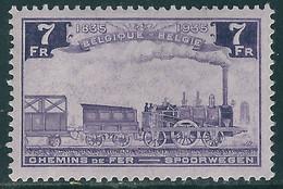 TR193 * Spoor Van Plakker - Obp 35 Euro - 1923-1941