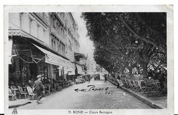 BONE - COURS BERTAGNA - Cachet ARMEE DE L'AIR - Annaba (Bône)
