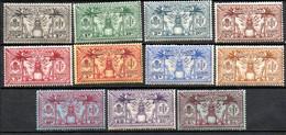 Nouvelles Hebrides : Yvert N°80/90** Les 80 Et 85* - Unused Stamps