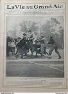 1907 LE FOOTBALL EN AMÉRIQUE - LE FOOTBALL AMÉRICAIN - Unclassified