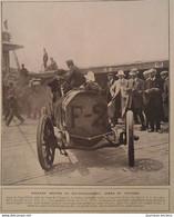 1907 LE GRAND PRIX DE L'AUTOMOBILE CLUB DE FRANCE - NAZZARO - ENVERMEU - LONDINIÉRES - MATHOMESNIL - DIEPPE - CRIEL - 1900 - 1949