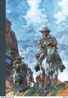 HERMANN Et GREG COMANCHE Les SHERIFFS N°100/250 (no Golden Creek ) - Prime Copie
