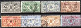 Nouvelles Hebrides : Yvert N° 80/98; 8 Valeurs - Unclassified