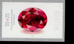 Bund 2909 Rubin  Postfrisch MNH ** Selbstkebend - Unused Stamps