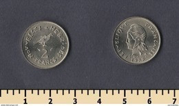 New Hebrides 2 Francs 1979 - Other - Oceania