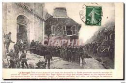 CPA Militaria Guerre De De 1870 Le Bourget - Andere Oorlogen