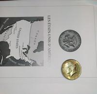 Pièce Half Dollar En Argent - 1964 - Central America
