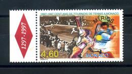 1997 MONACO SET MNH ** - Unused Stamps
