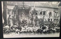 Valenciennes Fête Dieu Bénédiction Reposoir Rue Capron. Rare. Non Ecrite - Valenciennes