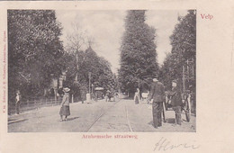 4843142Velp, Arnhemsche Straatweg. (poststempel 1902)(kleine Vouwen In De Hoeken) - Velp / Rozendaal