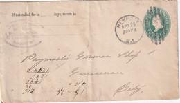 USA   ENTIER POSTAL/GANZSACHE/POSTAL STATIONARY LETTRE DDE NEWPORT - ...-1900