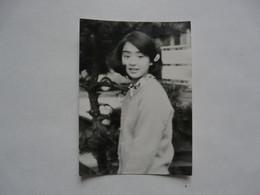 PHOTO ANCIENNE - JAPON : Jeune Fille - Persone Anonimi