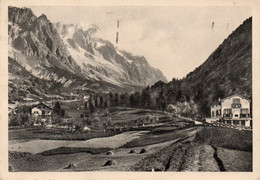 ENTERVES - LA CASA DELL' ALPINISTA - AOSTA - VIAGGIATA - Aosta