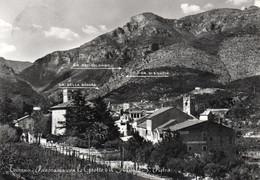 TOIRANO - LE GROTTE E MONTE SAN PIETRO - SAVONA - VIAGGIATA - Savona