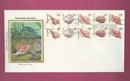 FDC De 1985 Des EUAN - Conchiglie