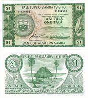 SAMOA       1 Tala       P-16dCS        ND (2020)       UNC  [prefix: S] - Samoa