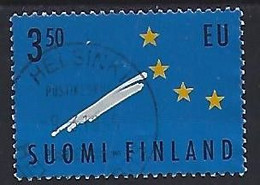 Finland 1995  Entry Into European Union  (o) Mi.1288 - Usados