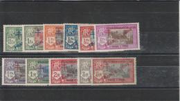 Indes Française N° 160/170 France Libre - Nuevos