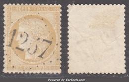 GC 1257 (Cuq-Toulza, Tarn (77)), Cote 55€ - 1849-1876: Klassik